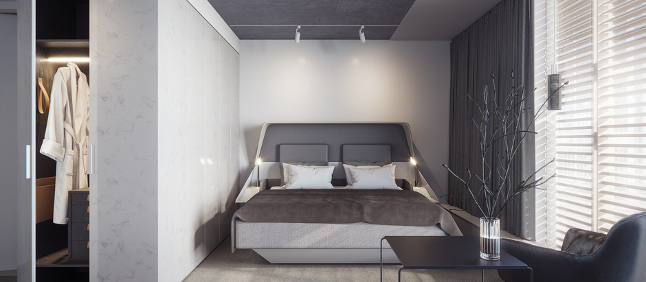 The Sustainability Solution for the Travel Industry: Self-Cleaning Hotel Rooms!