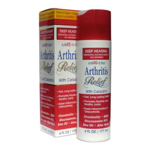 ArthRID-It Max Arthritis Relief Deep Heating