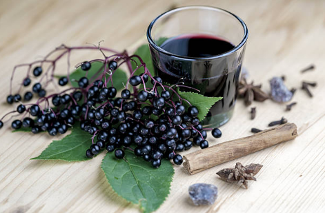 Elderberry Extract: Nature's Tamiflu