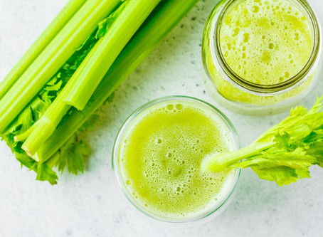 Celery Juice Is Changing More Than People's Breakfast: It's Changing How They Relate To Themselves