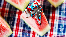 A Red, White & Blue 4th of July Treat Just For You