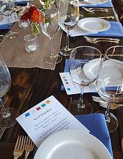 tablescape weddings milestone birthday parties party planning party planner topanga private party