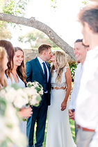bride and groom weddig wedding planner couple kissing adamson house malibu wedding ranch weddings