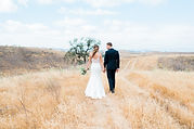 upper las virgenes open space preserve wedding
