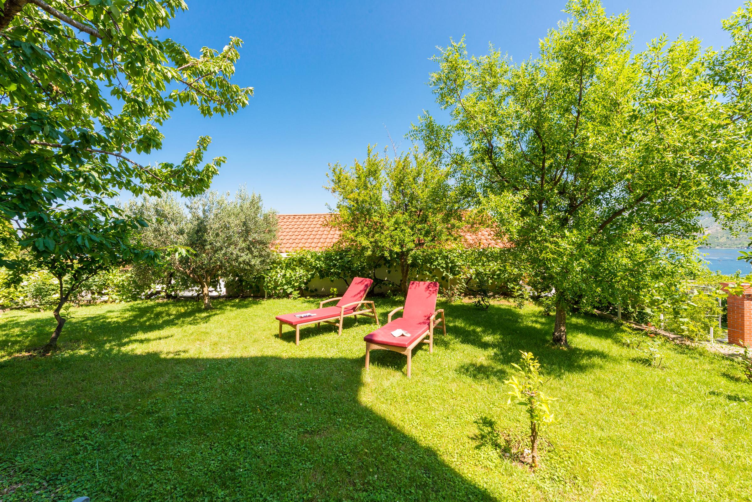 Villa Nona's garden