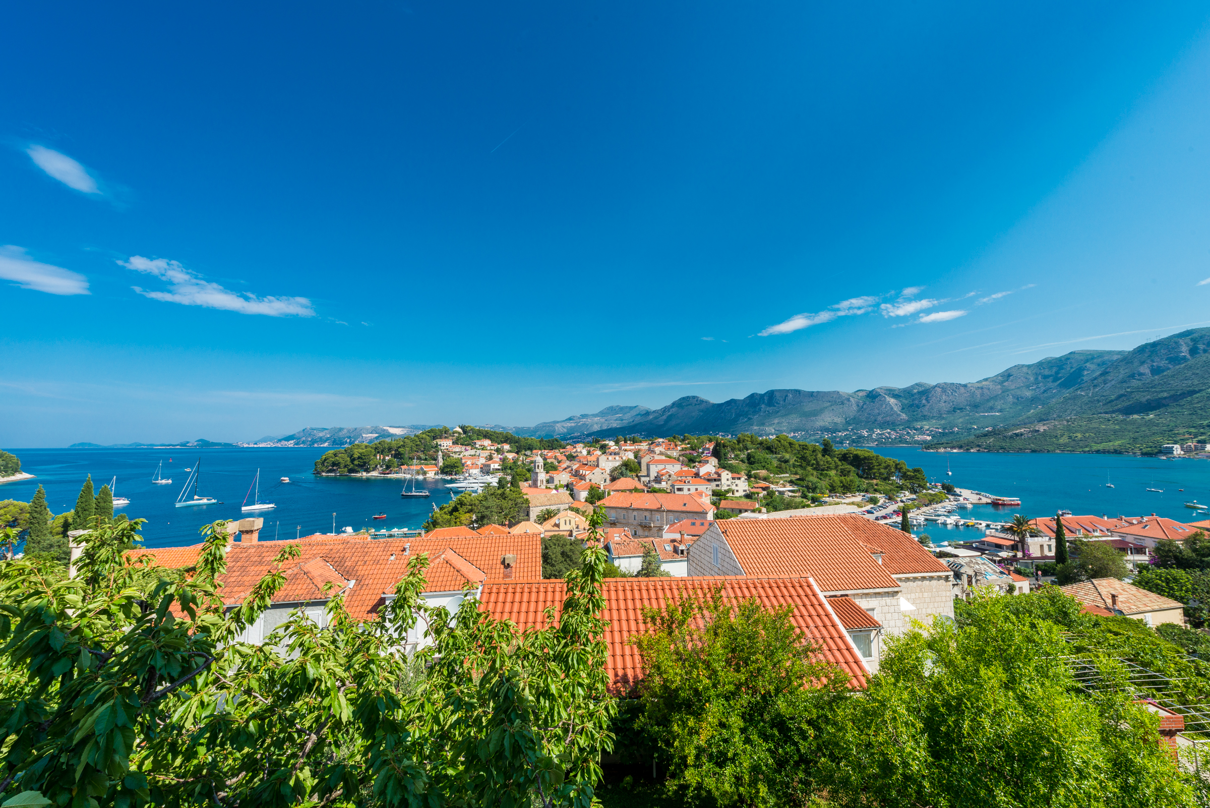 View on Cavtat