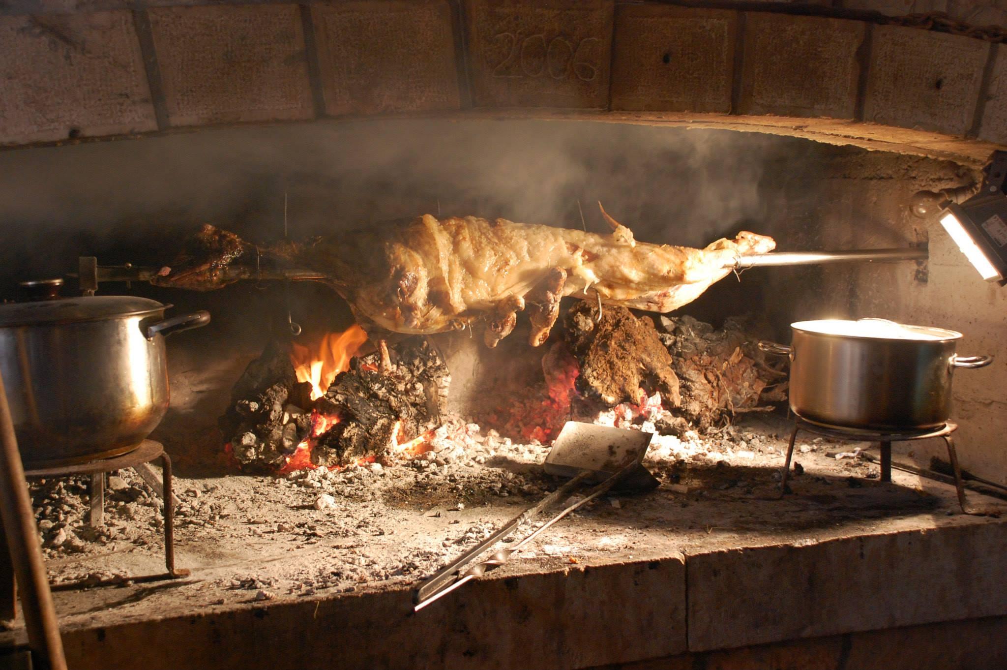 Croatian Specialty : Lamb
