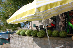 Croatian Specialty : Watermelons