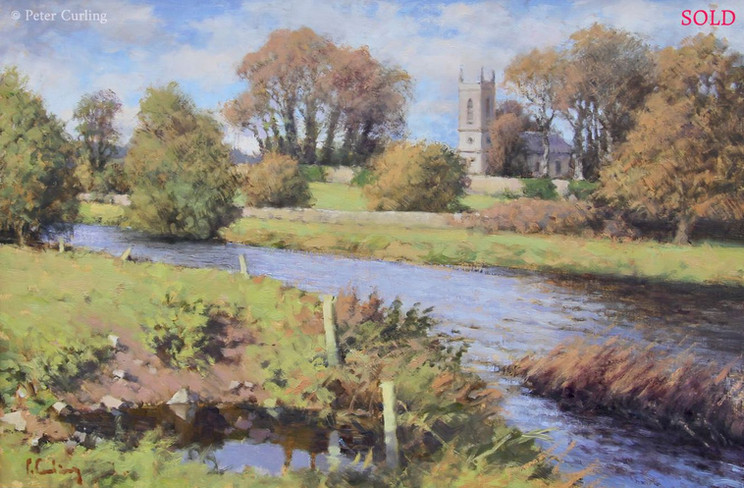 The Suir at Athassel Church