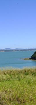 vista da lagoa de juparan - linhares es.