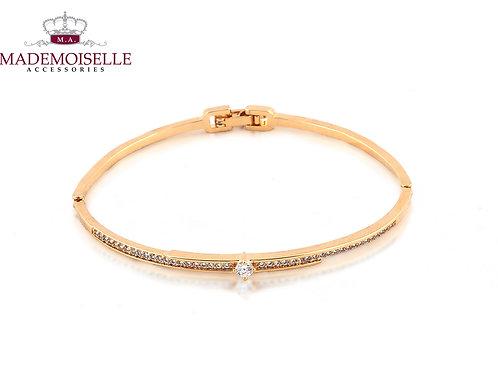 Soliter Clasp Lock Bracelet