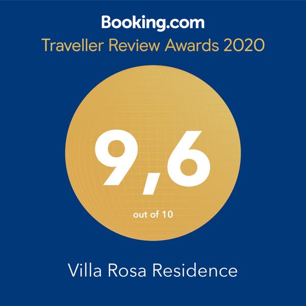 Best Review Score in the Region.