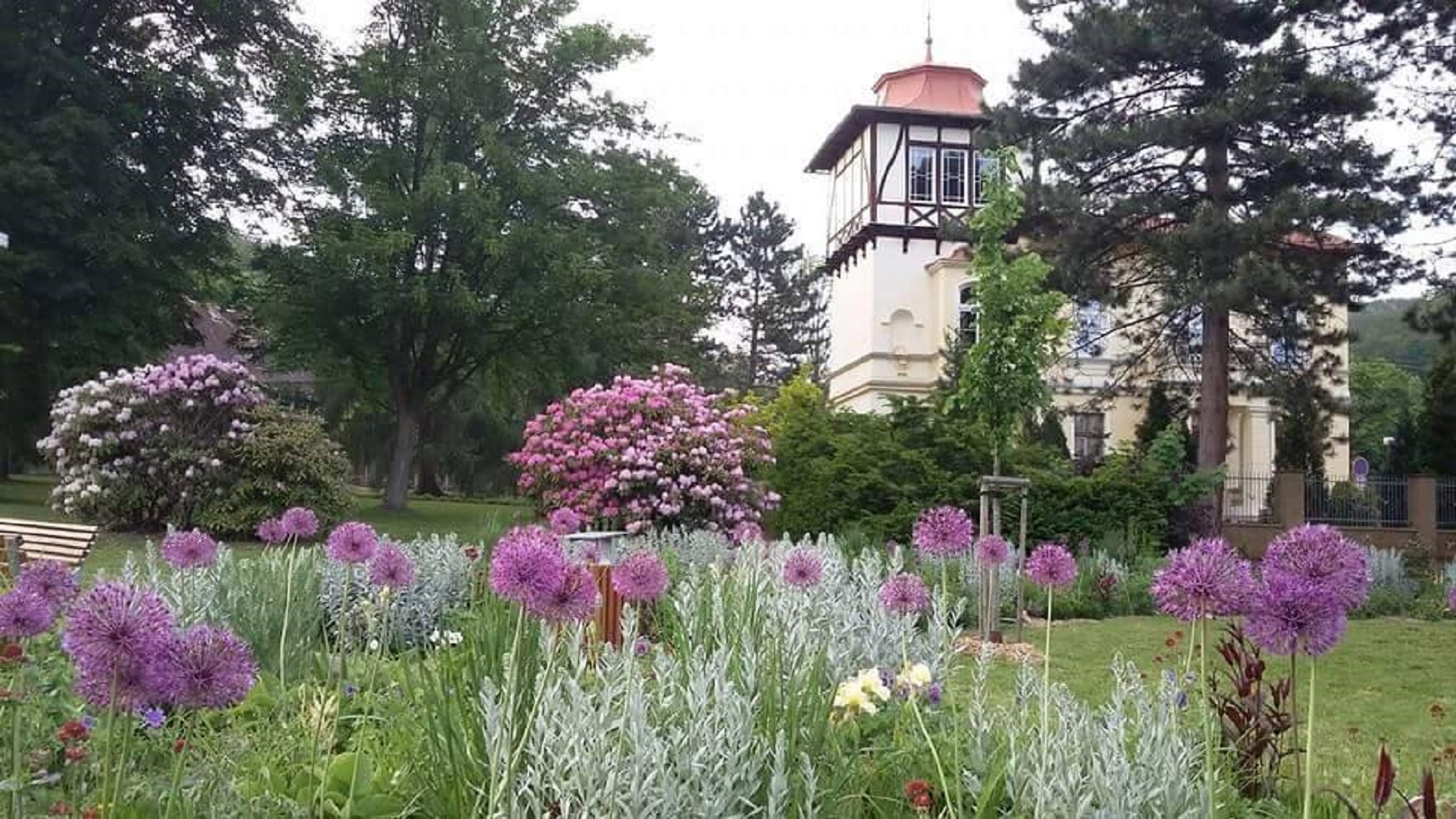 Spa villa park 1