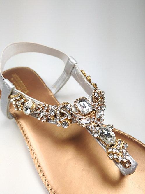 Bronzed Beauty Silver