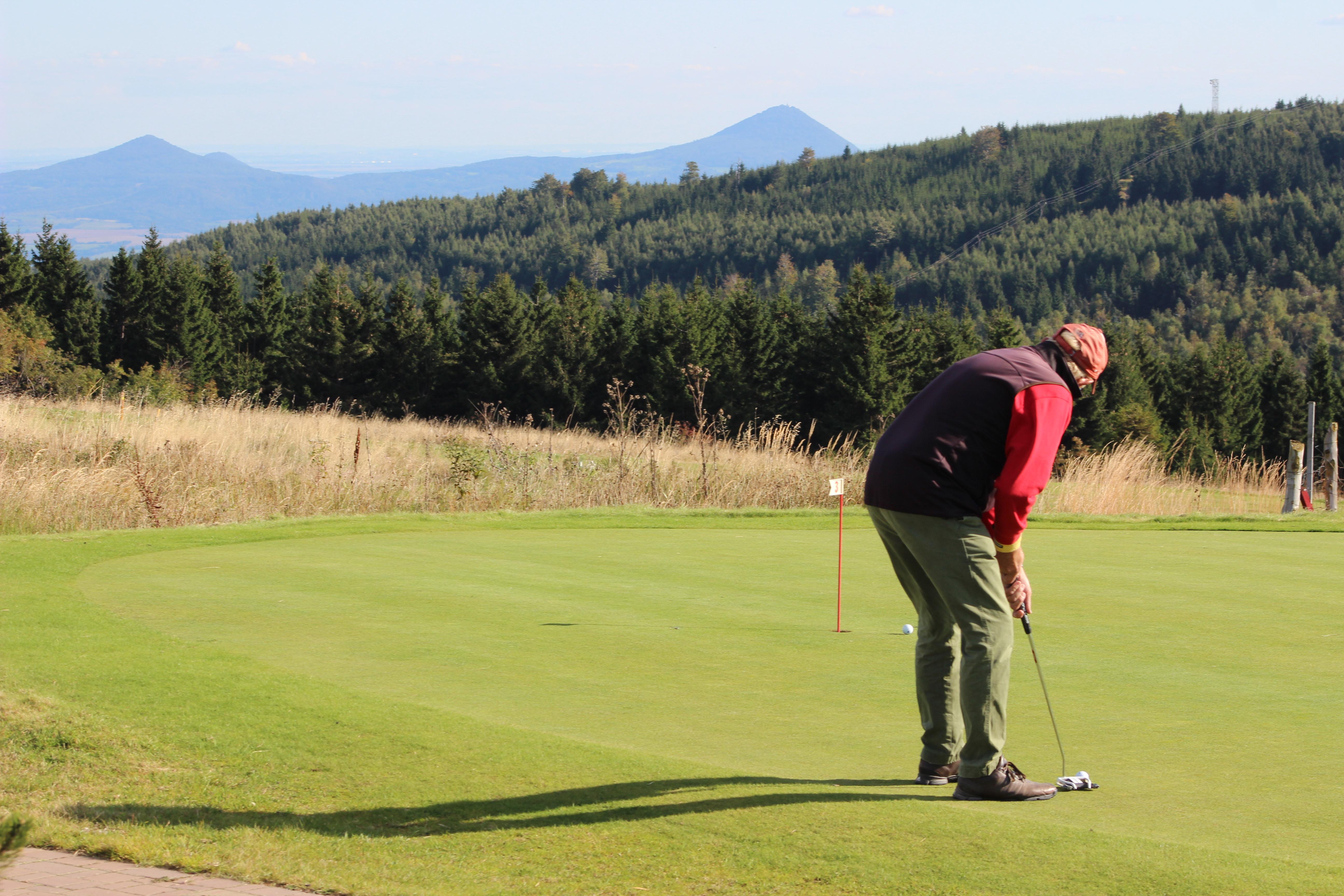 Spectacular Golf Courses