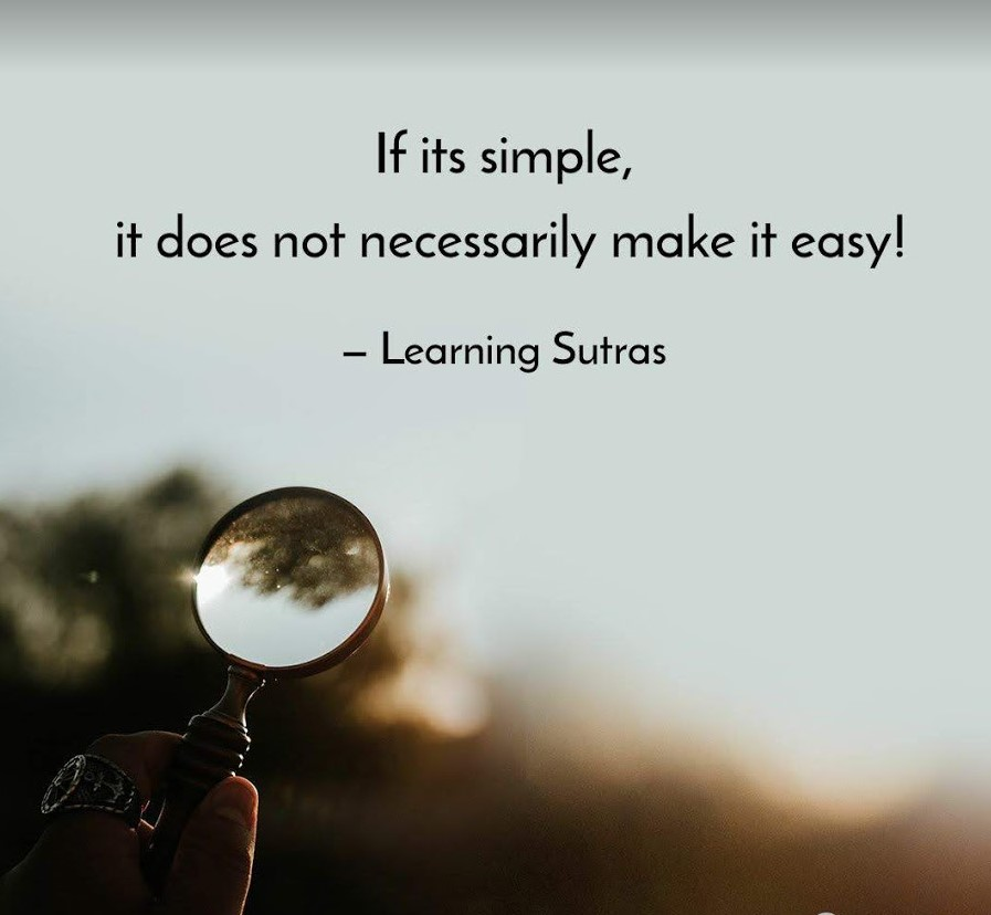 Learning Sutras - Quotes
