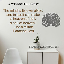 Motivational Quote - Learning Sutras