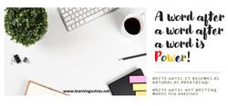 Writing Inspiration - Quotes - Blog - Mo