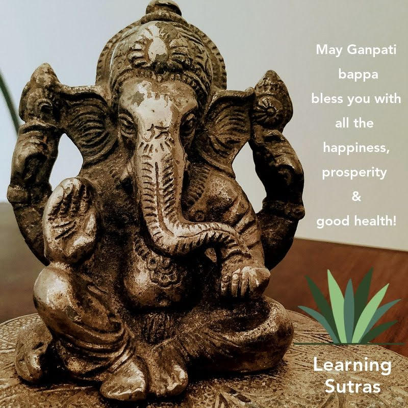 Ganesh Chaturthi-Learning Sutras