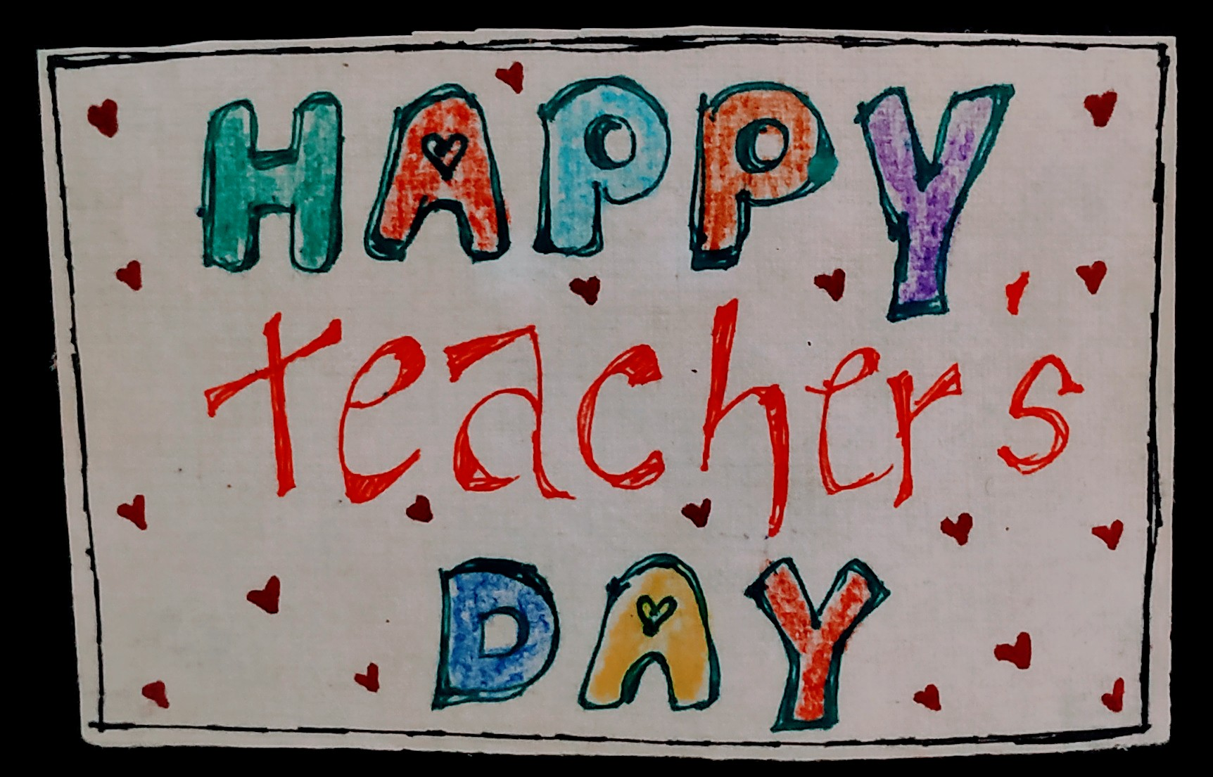 Happy Teachers Day - Teachers day wishes