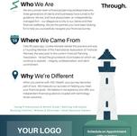 Service Page (Design + Copy)