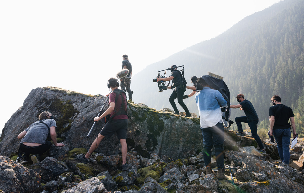 Foragers BTS