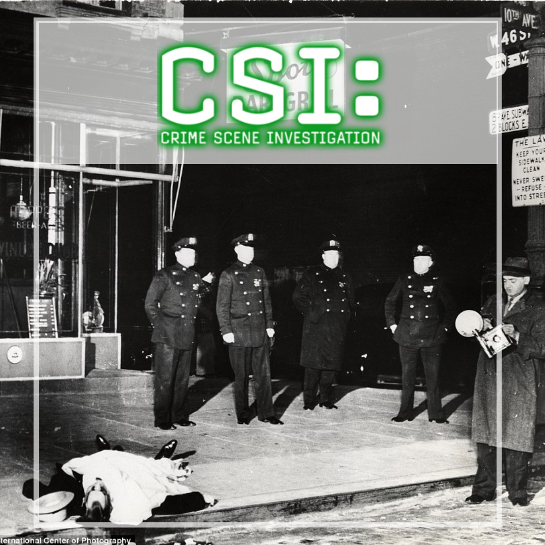 CSI - Crime Scene Investigation voorblad