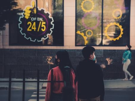 v7a18| A pergunta difícil: permanecemos socialmente vivos?
