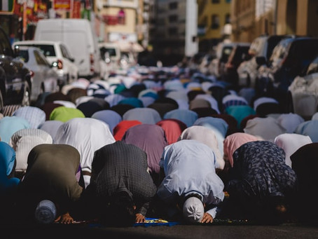 v4a29  O cotidiano islâmico durante a pandemia do COVID-19