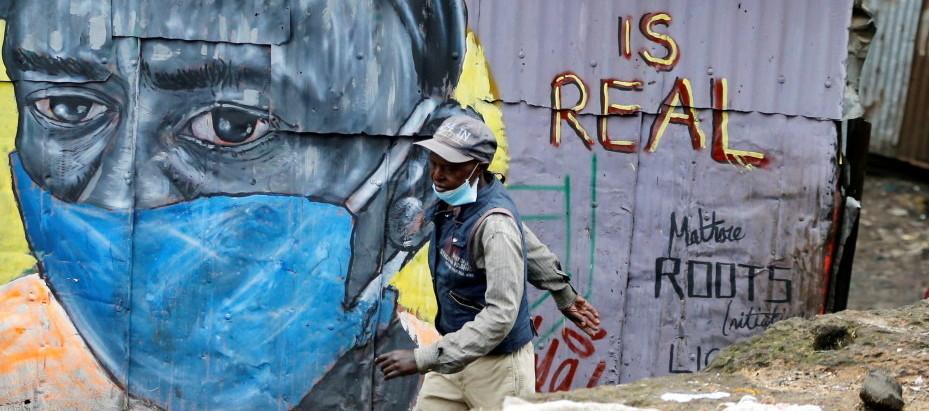 v4a7| O que nos dizem os muros do mundo? Expressões artísticas urbanas em tempos de Covid-19