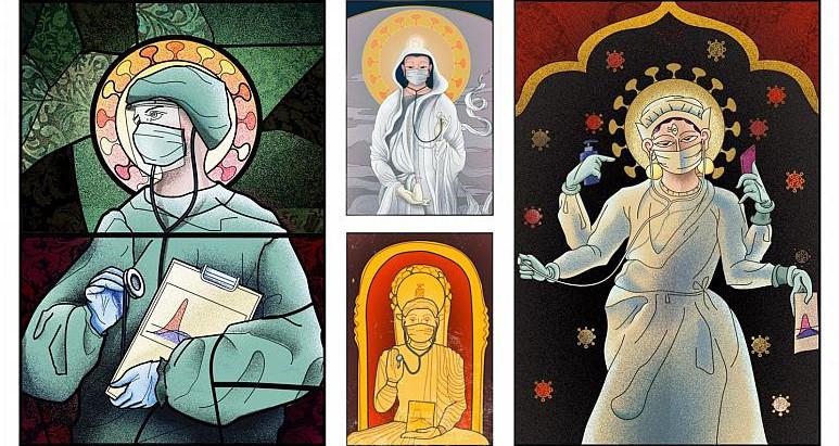 v4a21  Religiões em tempo de pandemia
