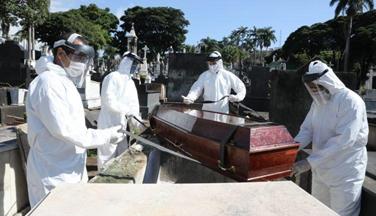 v8a11|  Pandemia, necropolítica e purificação simbólica dos cuidadores da morte