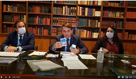 v7a2| Da fosfoetanolamina à cloroquina: notas sobre a politização da ignorância