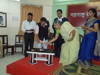 संशोधनाबरोबरच विद्यार्थ्यांमध्ये संशोधनदृष्टी रुजविणे गरजेचे : डॉ. अरुणा ढेरे  'मसाप' आयोजित