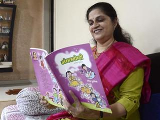 सुटीत मुलांना वाचतं करण्यासाठी आणि सर्जनशील बनविण्यासाठी 'मसापचा' पुढाकार