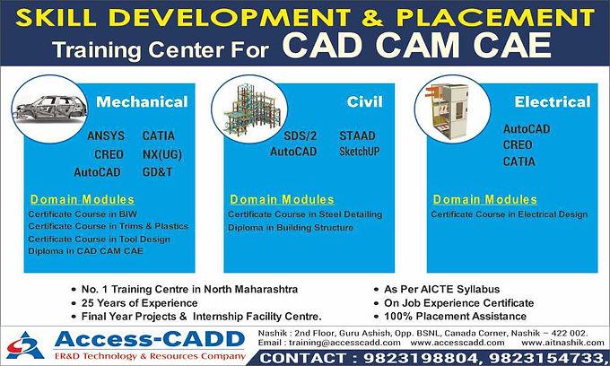 Access CADD Centre Nashik
