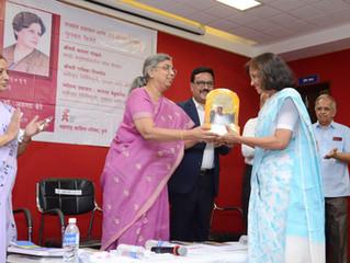 सर्जनशील साहित्यप्रकार असलेला अनुवाद ही कला : डॉ. अरुणा ढेरे