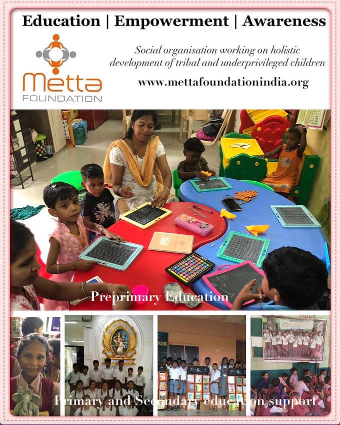 मेत्ता फौंडेशन (Metta Foundation)