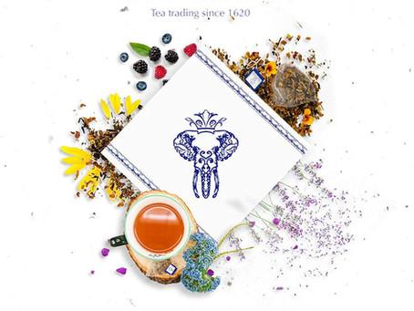 Exotic Flavors of Wild Swans Tea!