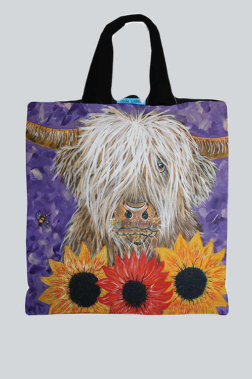 Harry Tote Bag ( With 5 Free Christmas Cards )