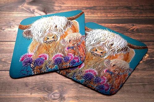 Morag & Matty Coasters