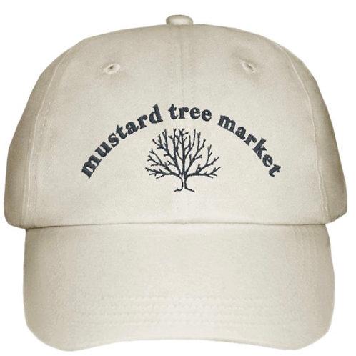 "mustard tree market ""classic baseball cap"""