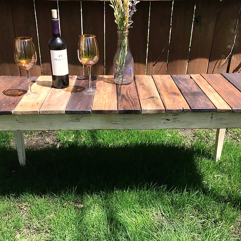 50 Shades of Stain Farmhouse Coffee Table