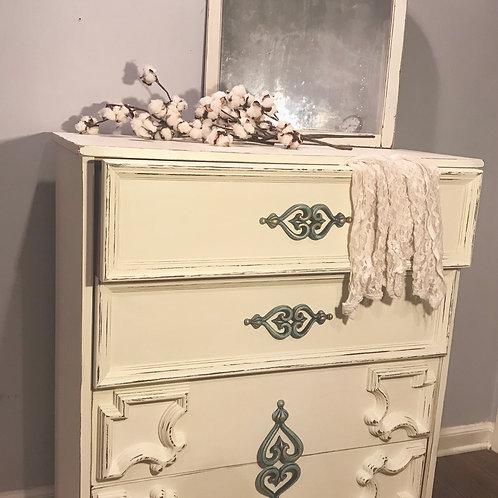 Grecian Cottage Dresser