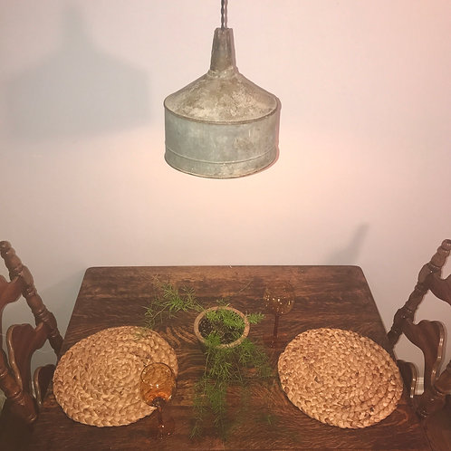Antique Farmhouse Pendant Light