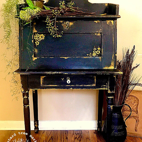 """Wallflower"" Antique Secretary"
