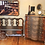 "Thumbnail: ""Rustic Royalty"" Vintage Cherry Wood French Provincial 3pc Bedroom Set"
