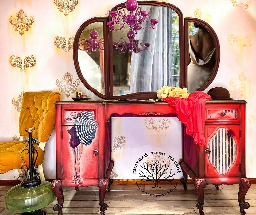 Marilyn Monroe Furniture