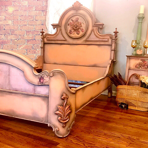 """Bad Romance"" Vintage Victorian Bedroom Set"