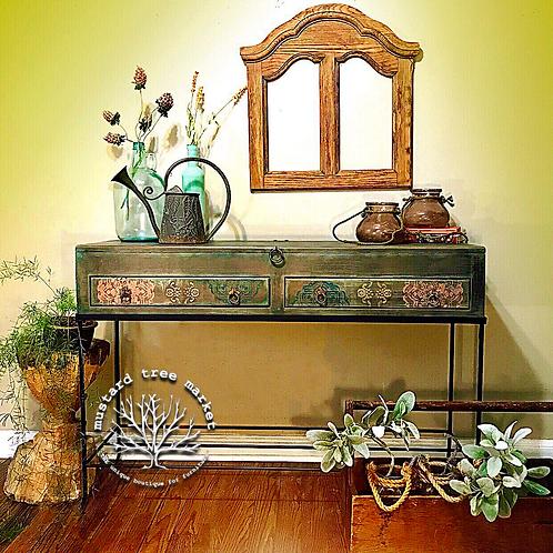 """""""Moroccan Mojo"""" Sofa/Hallway/Entryway Table"""